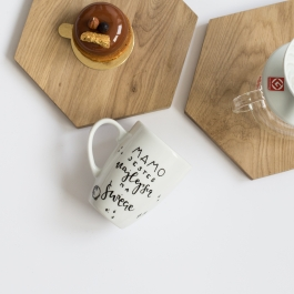 MUG * YOU ARE THE BEST IN THE WORLD MOM* 360ml