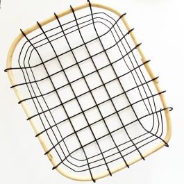 Koszyk metalowy