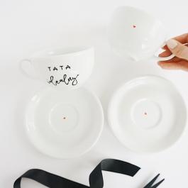Set of cups *Dla Rodziców* 250ml