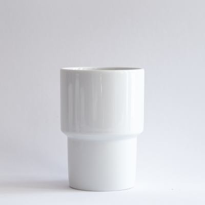 Mug without handle 500ml *Your text*