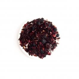 Herbata owocowa JAGODA słoik 80g