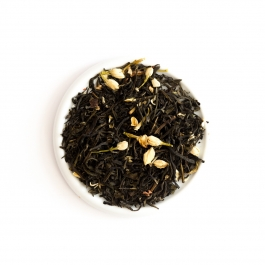 Herbata zielona JAŚMIN słoik 80g