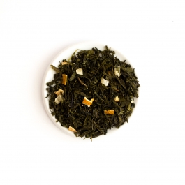 Herbata CYTRUSOWA SENCHA słoik 70g