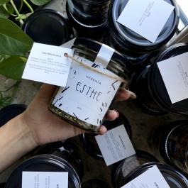 Herbata PERSONALIZOWANA słoik 70/80g