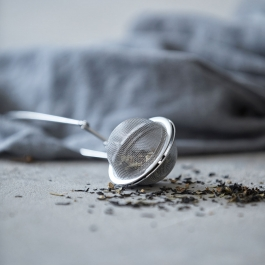 zaparzacz srebrne sitko