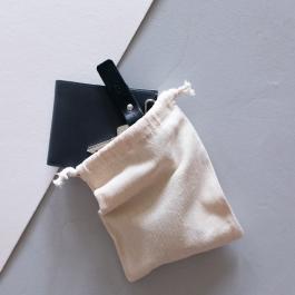 Worek bawełniany ecru 15x20cm