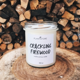 PLANTSTORE CRACKLING FIREWOOD