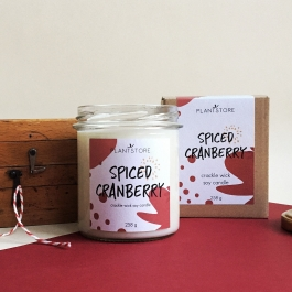 PLANTSTORE SPICED CRANBERRY