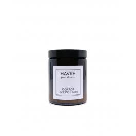 HAVRE Świeca sojowa gorąca czekolada