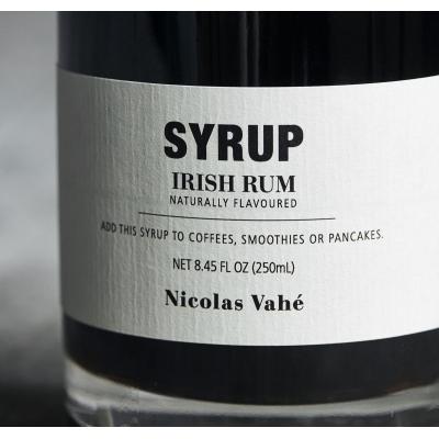 RUMOWY SYROP DO KAWY Nicolas Vahé
